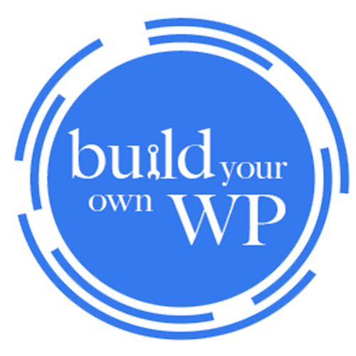 Build Your Own WP Website